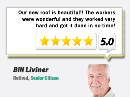 Ponder Roof Installation - Customer Review
